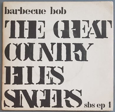 Barbecue Bob - The Great Country Blues Singers