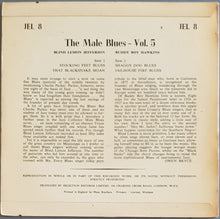 Load image into Gallery viewer, Blind Lemon Jefferson - The Male Blues Vol.5