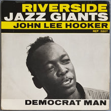Load image into Gallery viewer, John Lee Hooker - Democrat Man