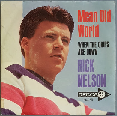 Nelson, Rick - Mean Old World