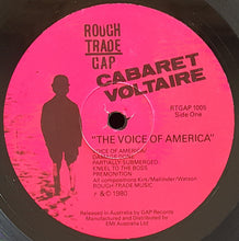Load image into Gallery viewer, Cabaret Voltaire - The Voice Of America