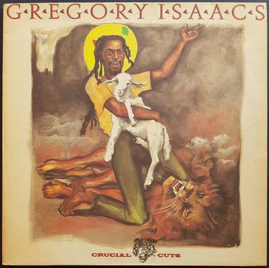 Gregory Isaacs - Crucial Cuts