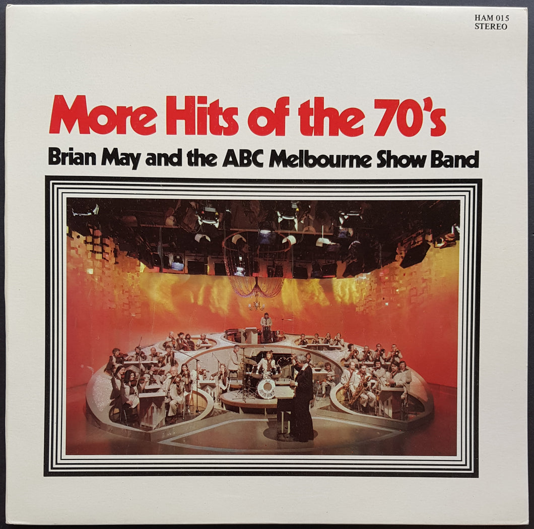 Brian May (Aus. Composer) - More Hits of the 70's