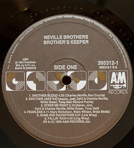 Neville Brothers - Brother's Keeper