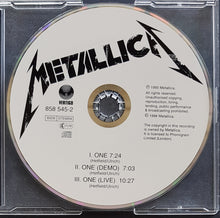 Load image into Gallery viewer, Metallica - One