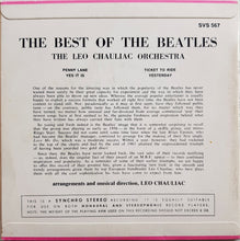 Load image into Gallery viewer, Beatles - (LEO CHAULIAC Orch.) The Best Of The Beatles