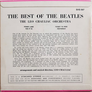 Beatles - (LEO CHAULIAC Orch.) The Best Of The Beatles