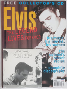 Elvis Presley - The Legend Lives Forever