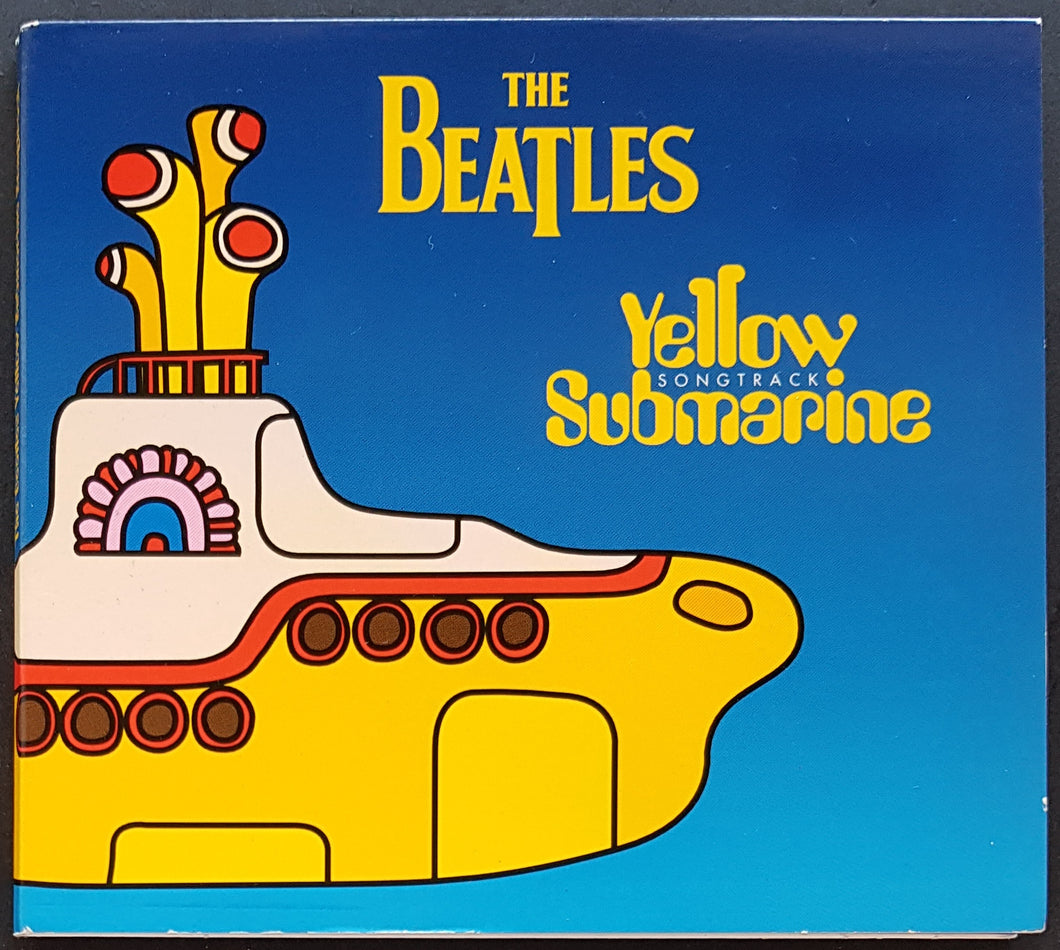 Beatles - Yellow Submarine Songtrack