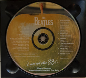 Beatles - Live At The BBC Album Sampler