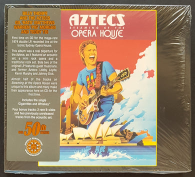 Billy Thorpe & The Aztecs - Steaming At The Opera House