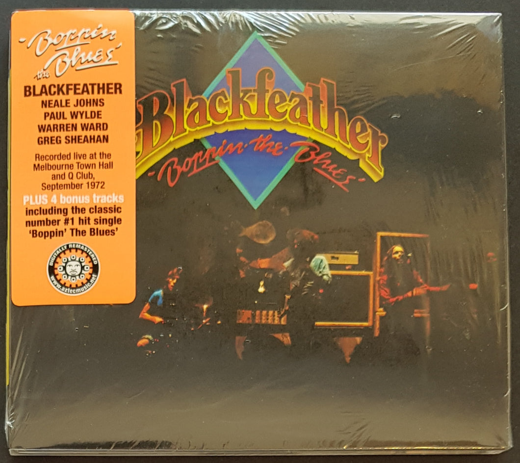 Blackfeather - Boppin' The Blues