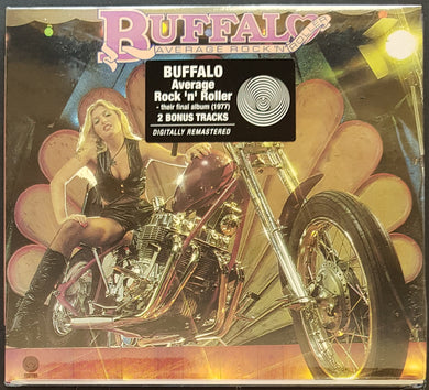 Buffalo - Average Rock 'N' Roller