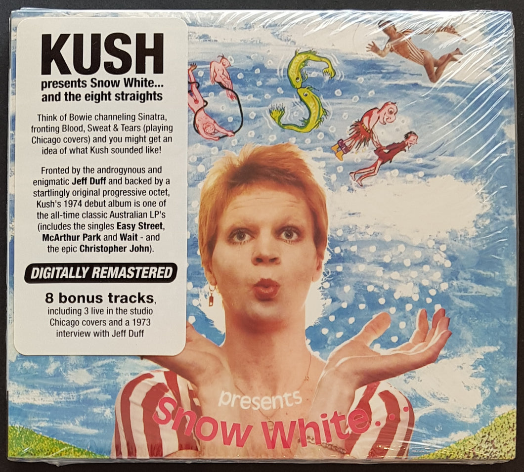 Kush - Presents Snow White And The Eight Straights
