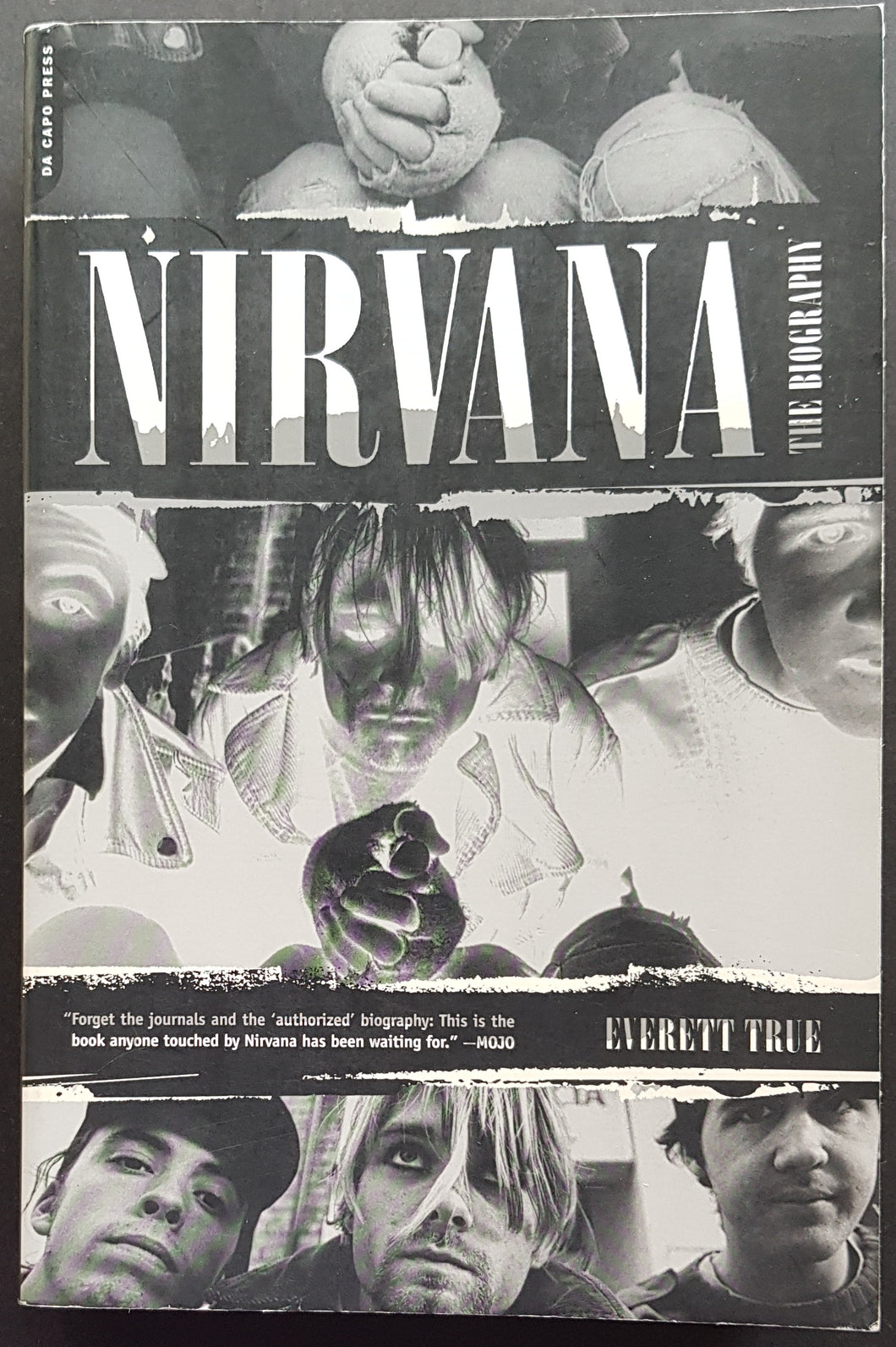 Nirvana - The Biography
