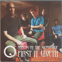 Load image into Gallery viewer, Queens Of The Stone Age - First It Giveth