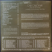 Load image into Gallery viewer, Cab Calloway - Soundtracks And Broadcastings 1943 / 1944