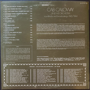 Cab Calloway - Soundtracks And Broadcastings 1943 / 1944