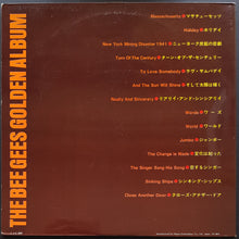 Load image into Gallery viewer, Bee Gees - The Bee Gees Golden Album