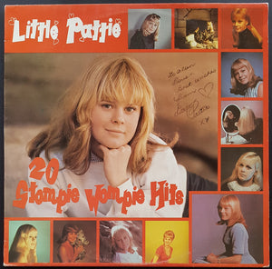 Little Pattie - 20 Stompie Wompie Hits