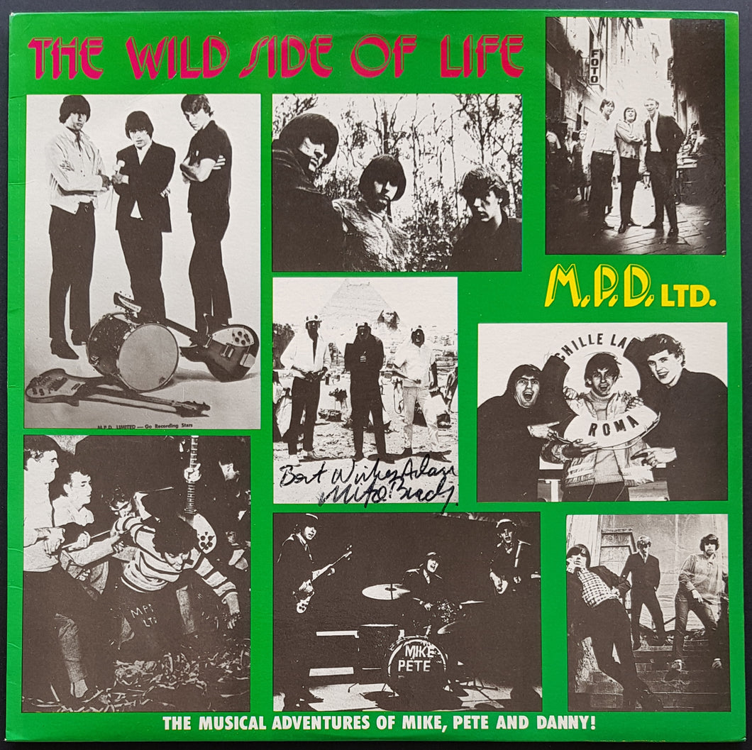 M.P.D.Limited - The Wild Side Of Life