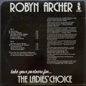 Robyn Archer - The Ladie's Choice
