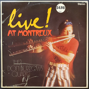 Don Burrows - Live! At Montreux