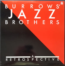 Load image into Gallery viewer, Don Burrows - Burrows' Jazz Brothers - A Retrospective