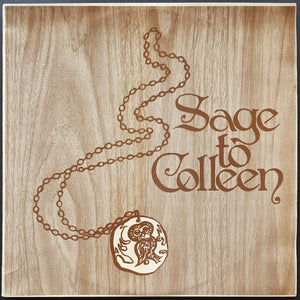 Sage To Colleen - Sage To Colleen - Noel - Richard - Gail