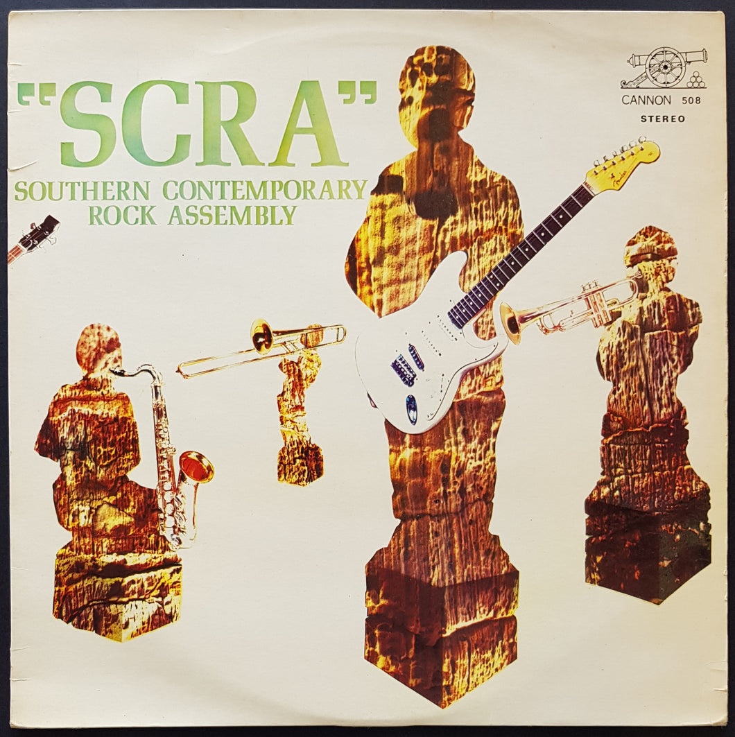 S.C.R.A. - Southern Contemporary Rock Ensemble