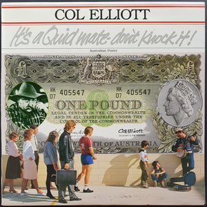 Elliott, Col - It's A Quid Mate-Don't Knock It!