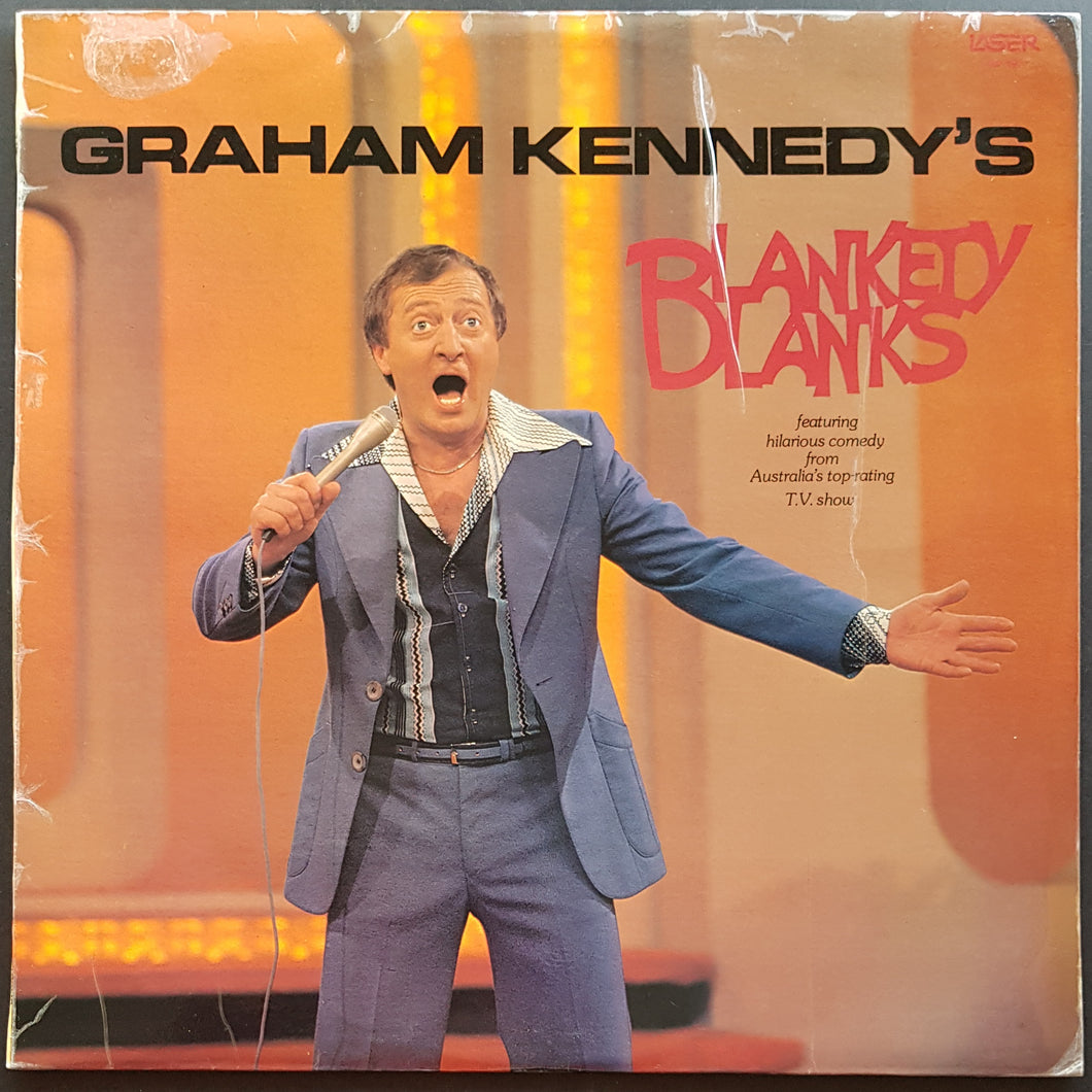 Kennedy, Graham - Blankety Blanks