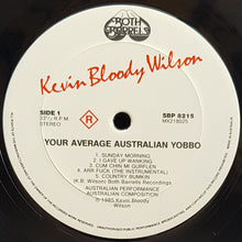Load image into Gallery viewer, Kevin Bloody Wilson - Your Average Australian Yobbo