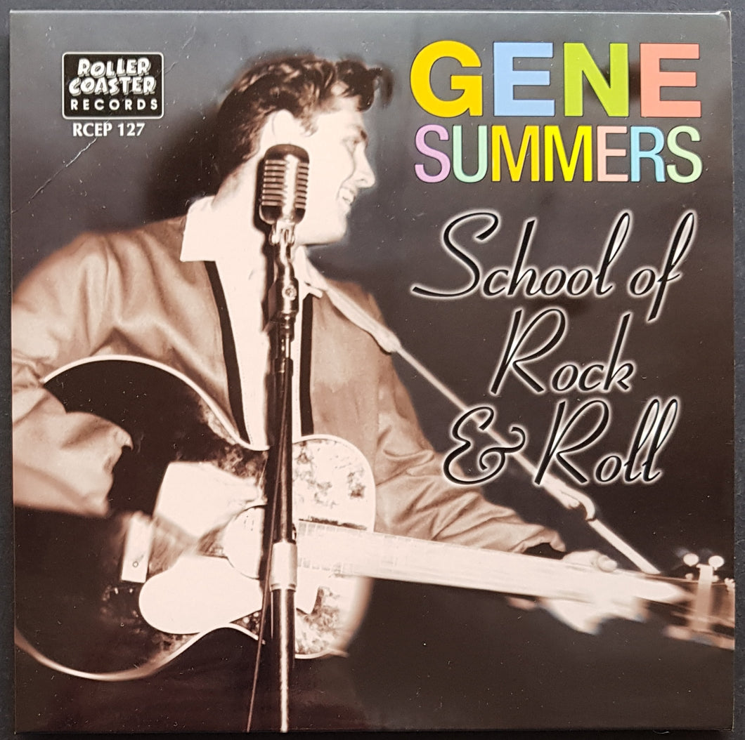 Summers, Gene - School Of Rock And Roll