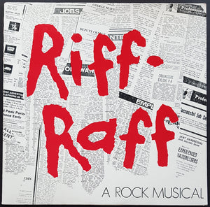 Men At Work - Riff Raff A Rock Musical