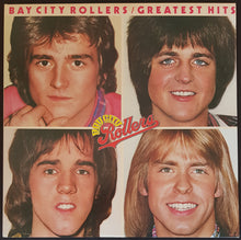 Load image into Gallery viewer, Bay City Rollers - Greatest Hits