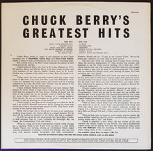 Load image into Gallery viewer, Berry, Chuck - Chuck Berry's Greatest Hits