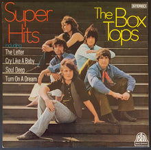 Load image into Gallery viewer, Box Tops - Super Hits