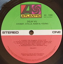 Load image into Gallery viewer, Crosby, Stills, Nash & Young - Deja Vu