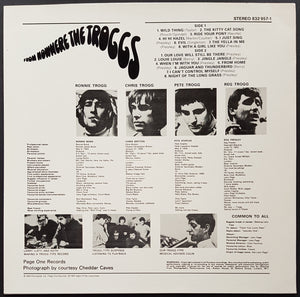 Troggs - From Nowhere