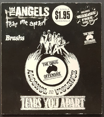 Angels - Tear Me Apart