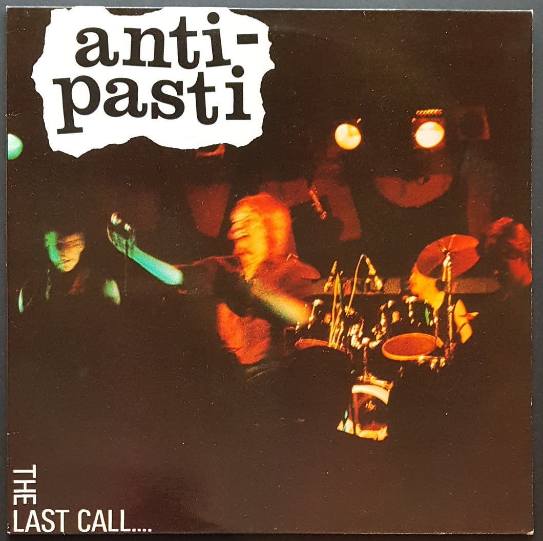 Anti-Pasti - The Last Call...