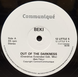Beki (Bondage) - Out Of The Darkness