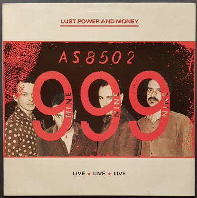 999 - Lust Power And Money