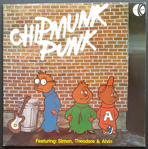 Chipmunks - Chipmunk Punk