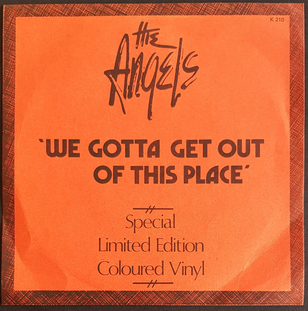 Angels - We Gotta Get Out Of This Place