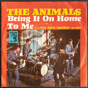 Animals - Bring It On Home To Me