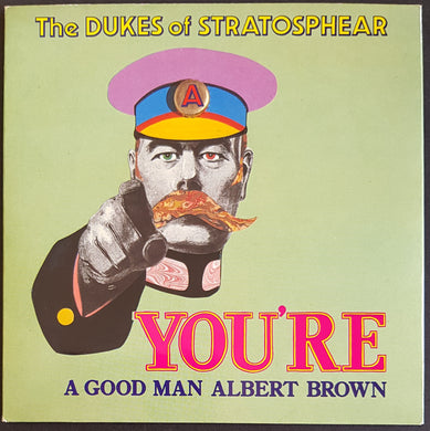XTC ( Dukes Of Stratosphear)- You're A Good Man Albert Brown