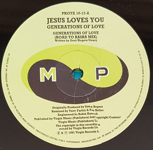 Jesus Loves You - Generation Of Love