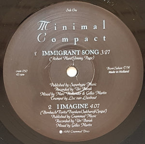 Minimal Compact - Immigrant Song
